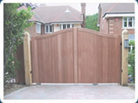 Wooden Gate Manufacture Uk